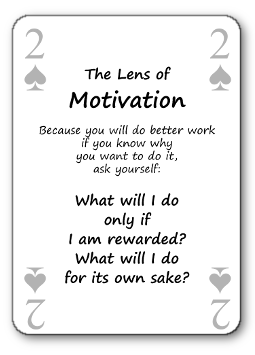 The Lens of Motivation