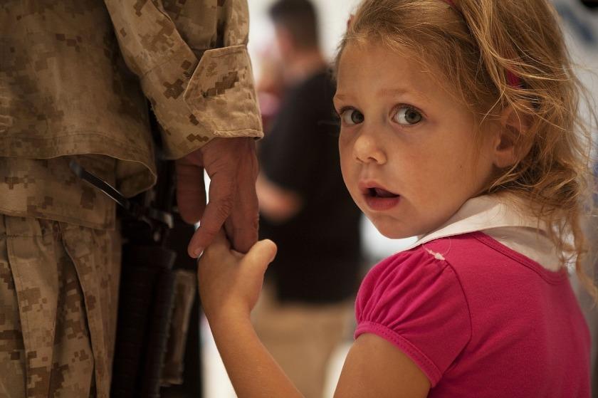 soldier-parent